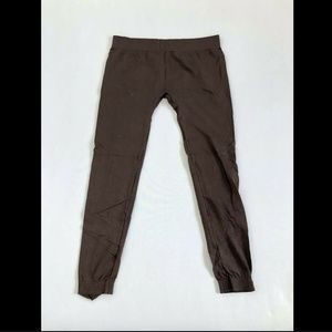 Connection 18 Women's Brown Seamless Leggings L